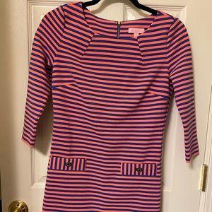 Lily Pulitzer striped dress